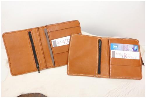 Vous cherchez un portefeuille de qualité, joli et fonctionnel?